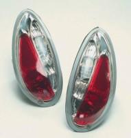 Zadní světla (lampy) Chrysler PT Cruiser --rok výroby 01- ** chromové