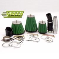 Kit přímého sání Green CHRYSLER VOYAGER 2,5L TD výkon 85kW (116hp) typ motoru M00 rok výroby 95-