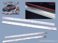 Autostyle nerezové ochranné prahové lišty Chrysler Neon ( 4dílná sada )