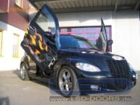 LSD vertikální otevírání předních dveří Chrysler PT Cruiser PT -- od roku výroby 06/00-