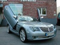 LSD vertikální otevírání předních dveří Chrysler Crossfire ZH Coupe -- od roku výroby 07/03-